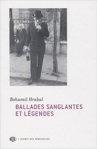 Ballades sanglantes et légendes