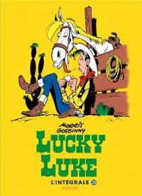 Lucky Luke - Nouvelle Intégrale - tome 3 - Lucky Luke nouvelle intégrale 3