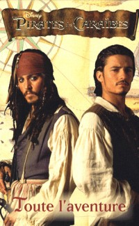 Coffret Pirate des Caraïbes