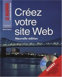 Créez votre site Web Nouvelle édition