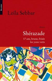 Shérazade : 17 ans, brune, frisée, les yeux verts