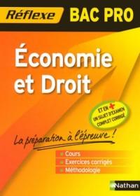 Economie et Droit Bac Pro