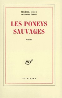 les poneys sauvages