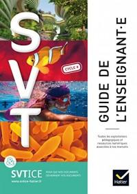 SVT cycle 4 Éd. 2017 - Livre professeur