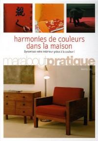 Harmonies de couleurs dans la maison
