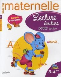 Lecture écriture maternelle petite section : 3-4 ans
