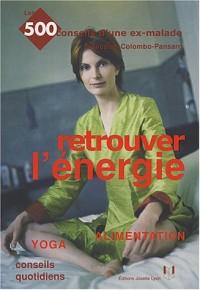 Retrouver l'énergie : Alimentation, yoga
