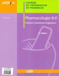 Pack Pharmacologie Bp + Pharmacologie Generale