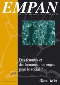 Empan 65 des Femmes et des Hommes : un E