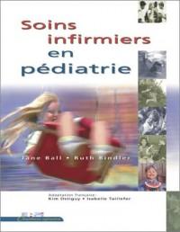 Soins infirmiers en pédiatrie (1 livre + 1 cahier d'apprentissage)