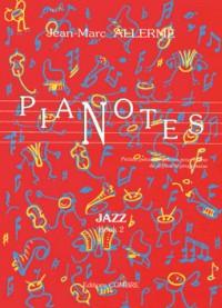 Pianotes Jazz - book 2