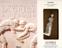 Grand atlas de la Grèce antique + figurines (Coffret)