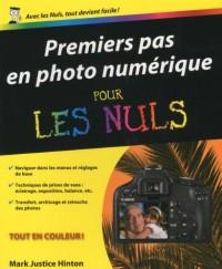 Premiers pas en Photo Numérique pour les Nuls