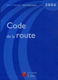 Code de la route 2006 (ancienne édition)