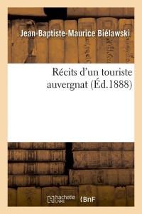Recits d un Touriste Auvergnat  ed 1888