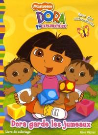 Dora garde les jumeaux