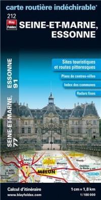 D212  Seine et Marne / Essonne