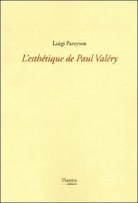 Esthetique de paul Valéry