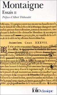 Les Essais, tome 2