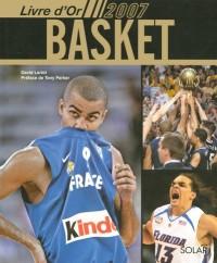 Livre d'Or du Basket 2007