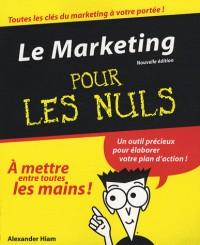 Le Marketing pour les Nuls