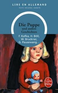 Die Puppe und andere Geschichten, édition bilingue (allemand/français)