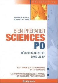 Bien préparer Sciences-Po