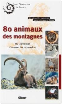 80 Animaux des montagnes
