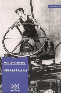 L'ère de Staline