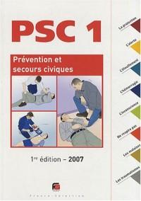 PSC 1 : Prévention et secours civiques