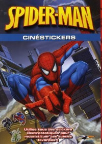 Spiderman Cinestickers