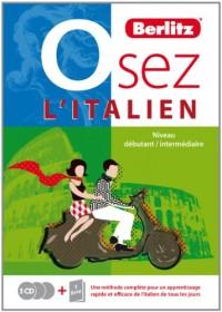 Osez l' Italien Berlitz Coffre