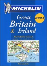 Mini-Atlas routiers : Grande-Bretagne