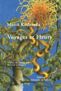 Voyages et fleurs