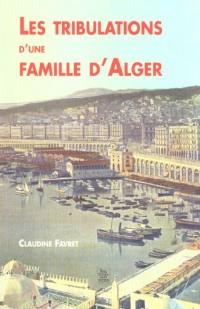 Les tribulations d'une famille d'Alger