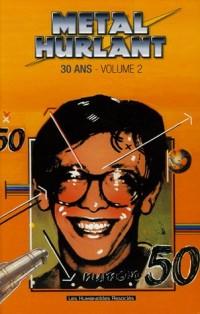 Métal Hurlant 30 ans, Tome 2 : Le Réseau Bombyce Tomes 1 et 2 : Pack 3 volumes