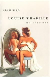 Louise s'habille