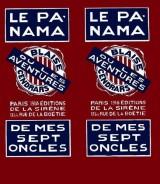 Le Panama ou les aventures de mes sept oncles