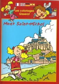 Les Coloriages Gisserot du Mont St Michel