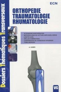 Orthopédie-traumatologie-rhumatologie