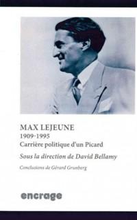 Max Lejeune