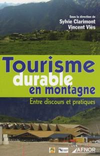 Tourisme durable en montagne
