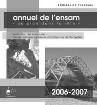 annuel de l'ensam  2006-2007 « du plan dans la tête »