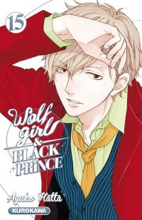 Wolf girl and black prince - tome 15