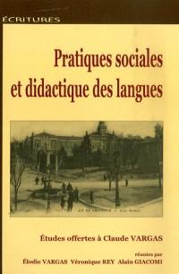 Pratiques Sociales et Didactique des Langues