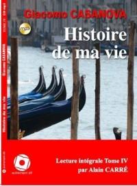 Histoire de ma vie tome 5 (1CD audio MP3)