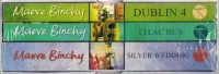 Maeve Binchy 3 book boxed set - RRP ?é?ú17.97 - Dublin 4, Lilac Bus, Silver Wedding