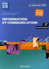 Information et communication 1e Communication