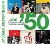 Les 100 albums les plus vendus des années '50