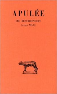 Métamorphoses T3 L7-11